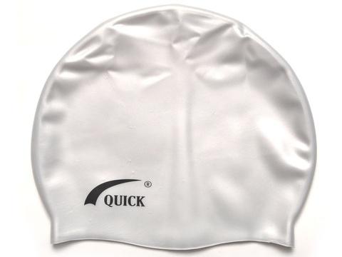 Шапочка для плавания,большой размер: SC-ц (Серебро)