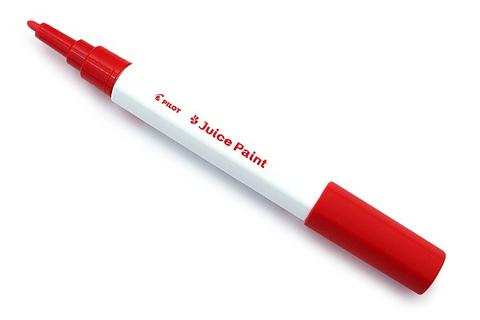 Маркер Pilot Juice Paint Fine (красный)