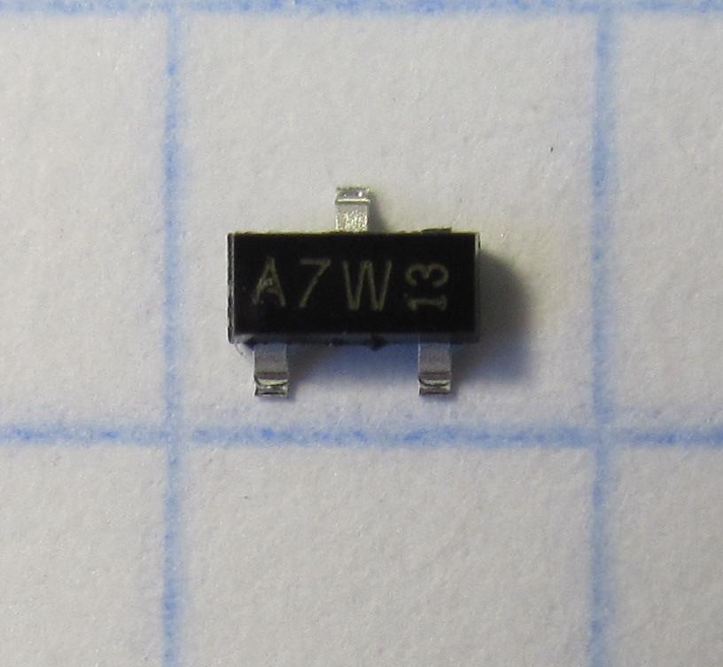 BAV99W SOT-23 smd