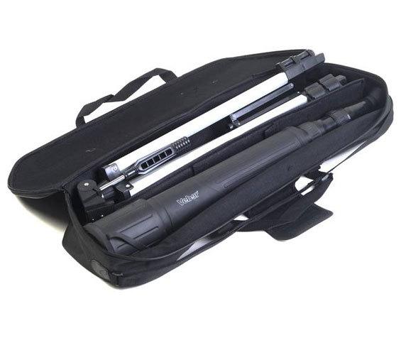 Veber 20-60x60 со штативом в кейсе