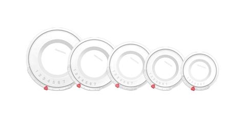 Крышка пластиковая UNICOVER, 5шт. для наборов кухонной посуды PRESTO, AMBITION, VIVA