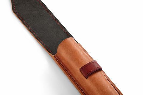 Набор с чехлом из натуральной кожи и Ручка-5й пишущий узел Parker Ingenuity Large Black Rubber CT123