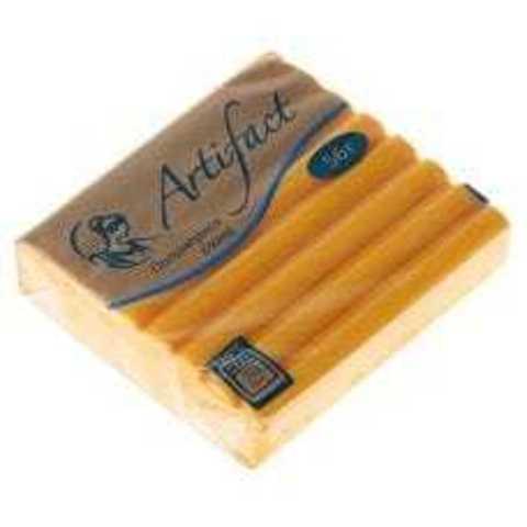 Пластика Artifact (Артефакт) брус 56 гр. классический желтый