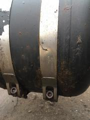 Воздушный ресивер/балон МАН/MAN 20L (81514016029)  OEM MAN - 81514016029; 81514010238  Ресивер МАН ТГЛ 20 литров, бу с хомутами, в наличии!     Разборка МАН/MAN     Разбираем грузовики МАН, разбираемые нами авто все из Европы, б/у  запчасти в отличном состоянии. Наш товар уже был в употреблении, но это не означает, что  он низкого качества. Каждый из наших сотрудников имеет многолетний опыт работы с  подобными автомобилями. Подбор запчастей по VIN-номеру автомобиля, отправка по всей  России, гарантия на запчасти!   Помимо б/у запчастей МАН, вы так же можете приобрести у нас высококачественный аналог  Европейских, Турецких и Китайских производителей.  Новые запчасти на МАН