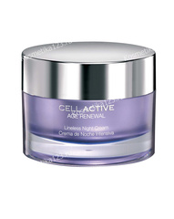 Крем ночной возраст-контроль (Bruno Vassari | Cell Active | Lineless Night Cream), 50 мл