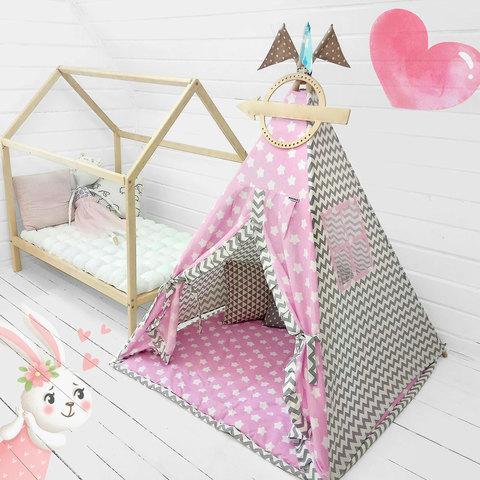 """Палатка ВигВам для детей """"Винкс"""""""