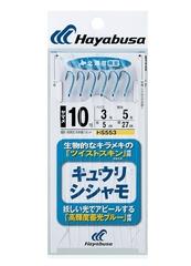Снасть на корюшку Hayabusa HS553