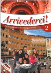 Arrivederci! 2 Libro + CD audio +DVD- 256 pages