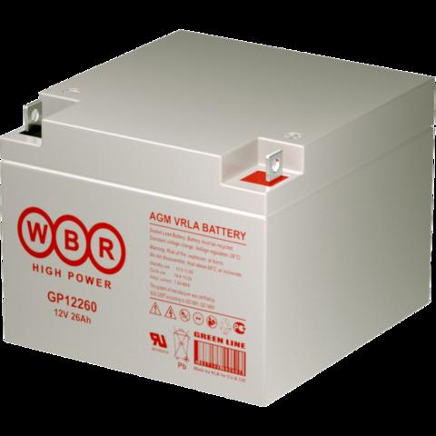 Аккумулятор WBR GP 12260