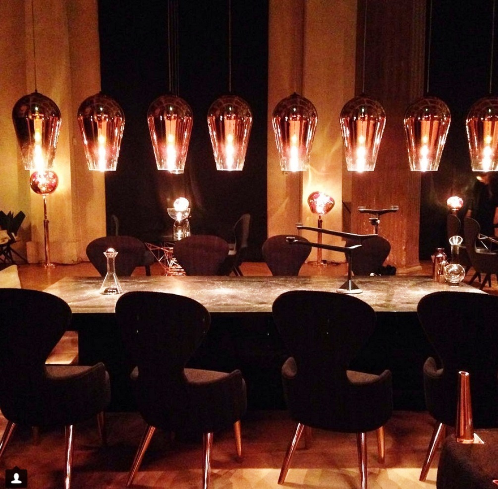 Подвесной светильник копия FADE by Tom Dixon (серебряный)
