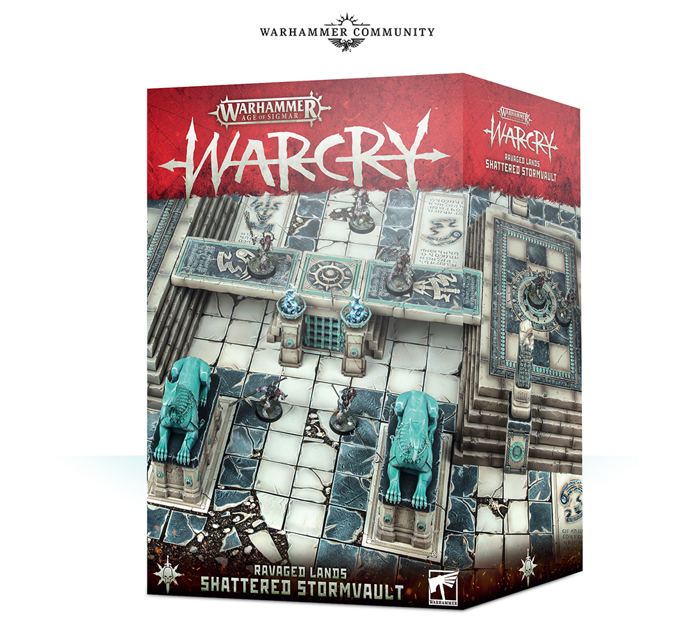 Warcry: Shattered Storvault