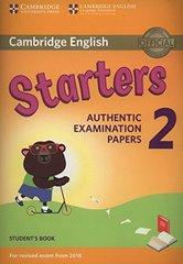 Starters 2 SB (New format)