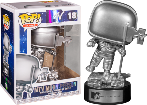 Фигурка Funko Pop! Icons - MTV Moon Person