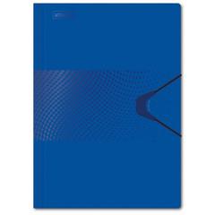 Папка на на резинке  Attache  Digital, синий