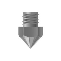Фотография — Сопло PICASO 3D 0,4 мм, сталь