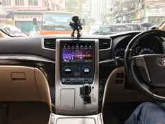 Штатная магнитола Toyota Alphard 2008 - 2014 Tesla Android 9.0 4/32GB IPS DSP модель ZF-1269H-DSP