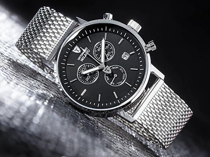 Мужские часы Detomaso Milano Milanaise 1082-D-857