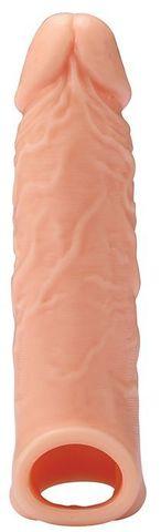 Телесная насадка EXTENDER WITH BALL STRAP 6.5 - 17 см.