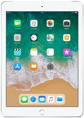 Планшет Apple iPad (2018) 128Gb Wi-Fi + Cellular (Silver)