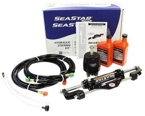 Гидравлическая система рулевого управления SeaStar 1.7, шланги 18 футов