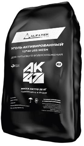 Активированный уголь AK47 12x40 (50л, 25кг)