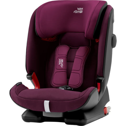 Автокресло Britax Roemer Advansafix IV R Burgundy Red