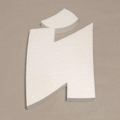 Буква Й шрифт BeeskneesC