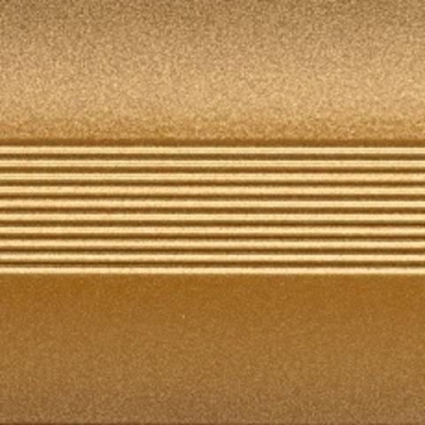 Профиль Русский Профиль Стык широкий 60мм Золото 900мм