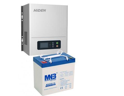Комплект ИБП HIDEN CONTROL HPS20-1012N+MNB MNG 55-12