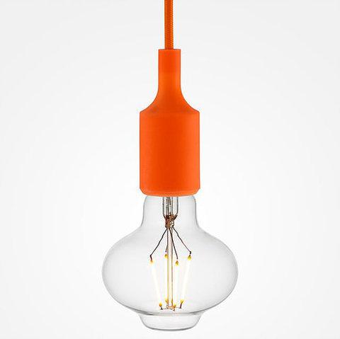 Подвесной светильник Loft SL015 (Оранжевый)