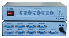 Разветвитель VGA  1 на 8 CA 108