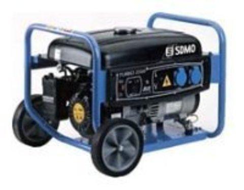 Кожух для бензинового генератора SDMO TURBO 2500 (2100 Вт)