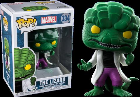 Фигурки Funko Pop! Marvel: The Lizard (Excl. to Walgreens)