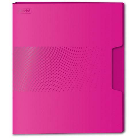 Папка с зажимом Attache Digital, розовый