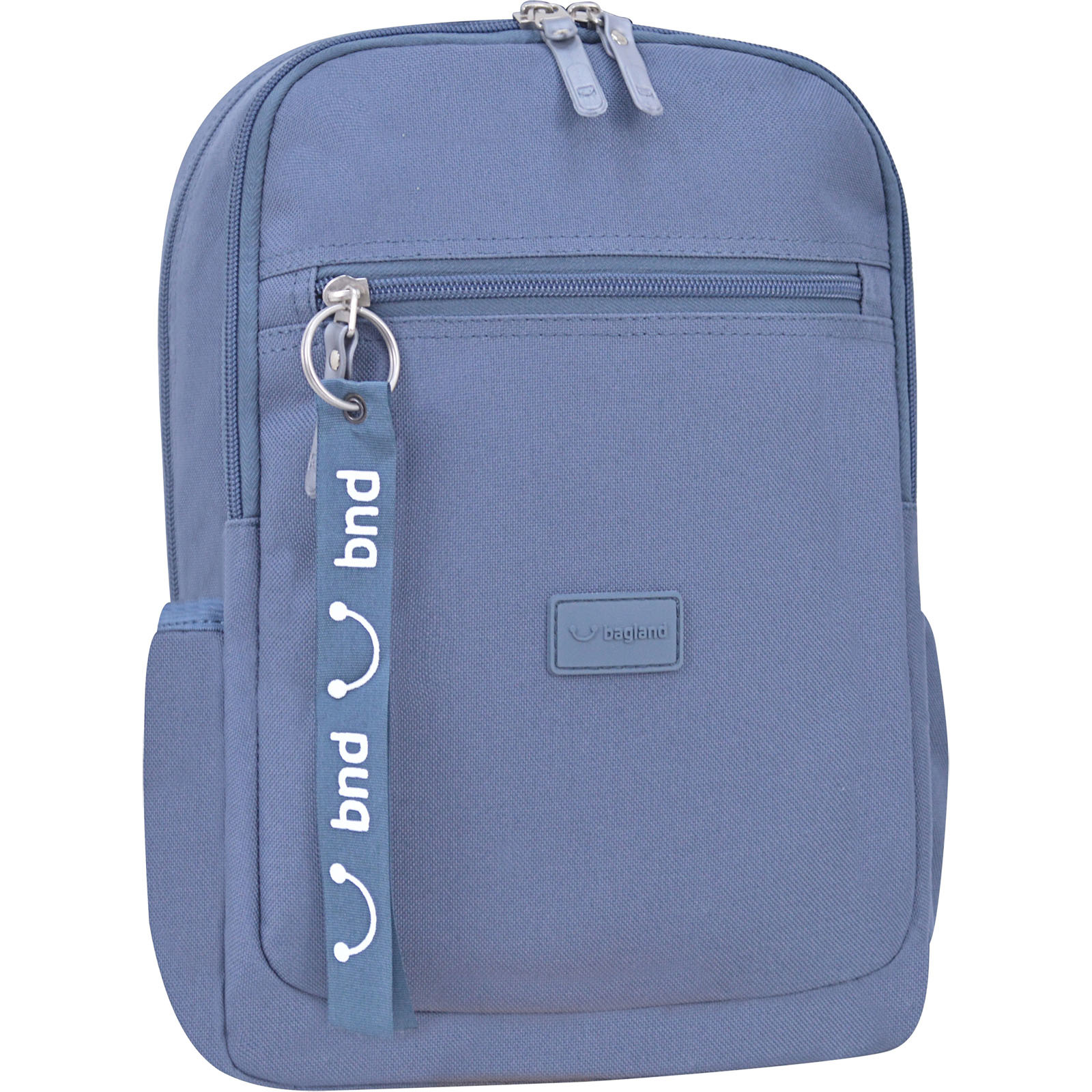 Детские рюкзаки Рюкзак Bagland Young 13 л. серый (0051066) DSC_1107-1600.jpg