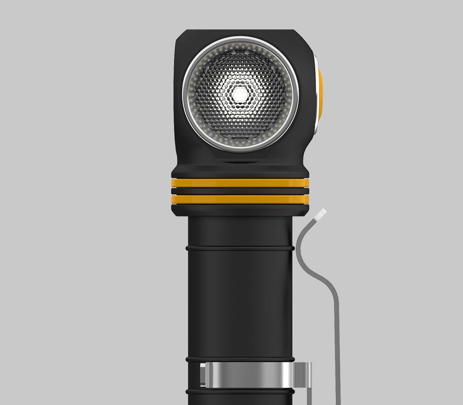 Налобный LED-фонарь Armytek Elf C2 Micro USB - фото 2