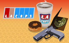 LA Cops (для ПК, цифровой ключ)