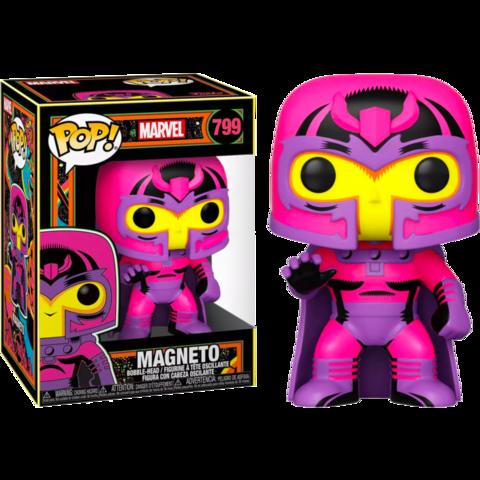Фигурка Funko Pop! Marvel: X-Men - Magneto (Blacklight) (Excl. to Target)