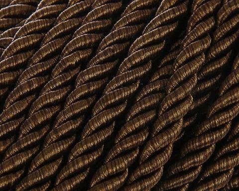 Кант декоративный коричневый