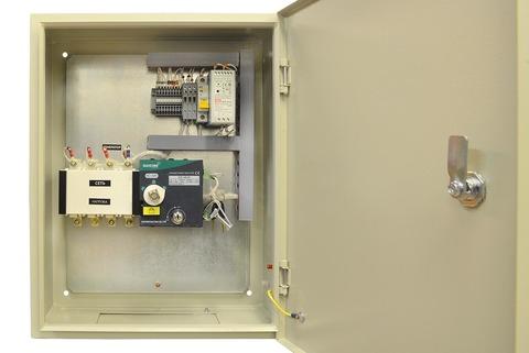 Блок АВР 8-24 кВт СТАНДАРТ (63А)