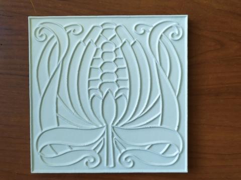 Плитка Каф'декоръ 10*10см., арт.045