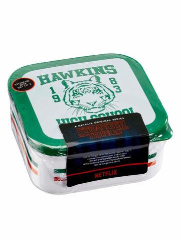Набор контейнеров для продуктов Funko Stranger Things: Storage: Hawkins High School
