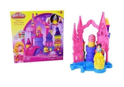 Набор для Лепки - Замок Принцессы
