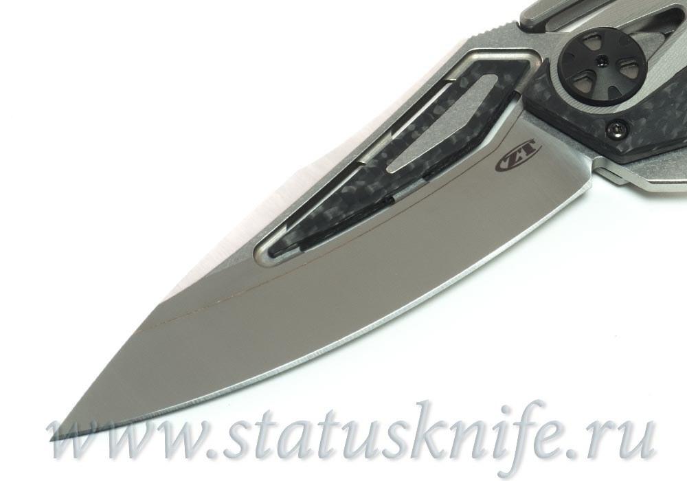 Нож Zero Tolerance 0999 Limited Edition № 099 - фотография