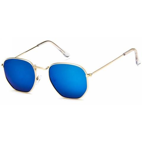 Солнцезащитные очки 3022007s Синий - фото