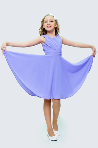 Платье детское + без дополнений (артикул 2Н106-2)