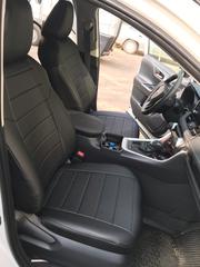 Чехлы на Toyota RAV-4 2018–2021 г.в.