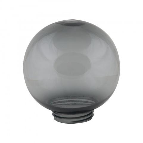 Рассеиватель шар ПММА 250 мм дымчатый (резьба А 85) TDM
