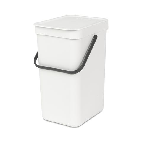 Ведро для мусора SORT&GO 12л, артикул 109782, производитель - Brabantia