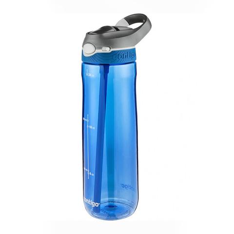 Бутылка спортивная Contigo Ashland (0,72 литра), голубая
